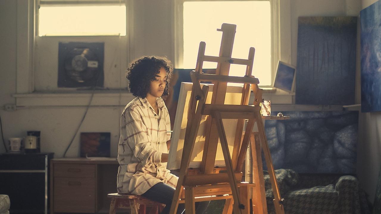 Pourquoi pratiquer de l'art ?